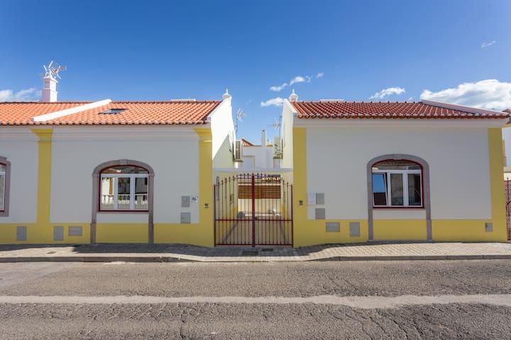 Ria Formosa/Vila Nova Cacela - Charming house