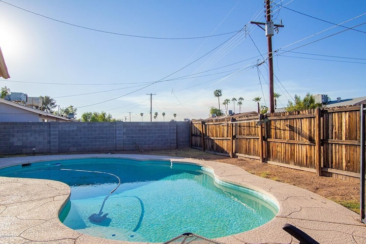 $Low Cleaning Fee$ Room Near Mesa Riverview 2