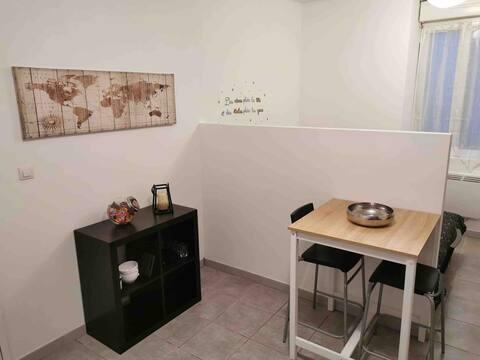 Studio à Carmaux (15 kms d'Albi)