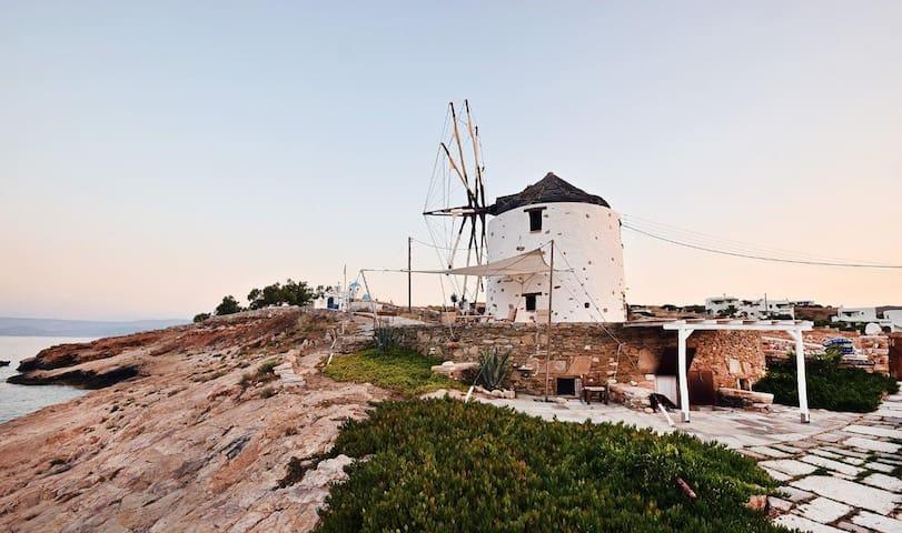 Windmill Villa - Koufonisia - 精品飯店