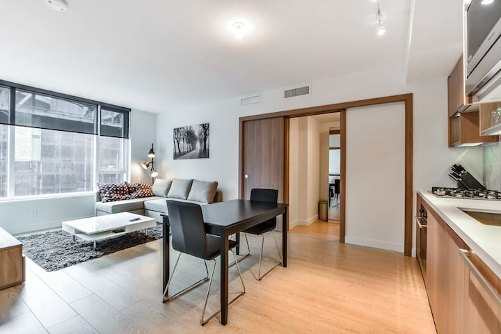 D9 - Modern 1 bedroom downtown