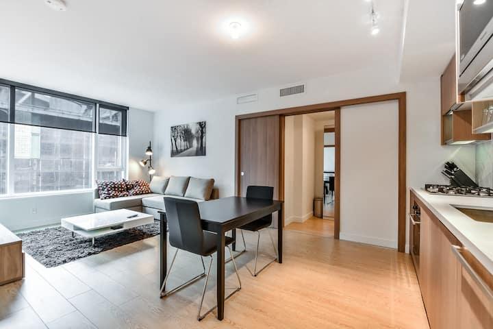 D9 - Modern 1 bedroom downtown