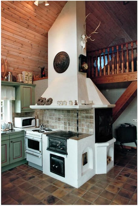 Rustic country feeling!
