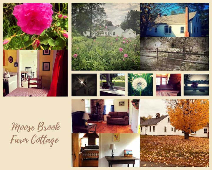 Moose Brook Farm - Cottage