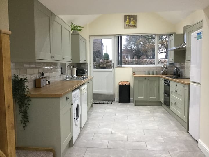 New to Airbnb, Nr Buxton, Peak District