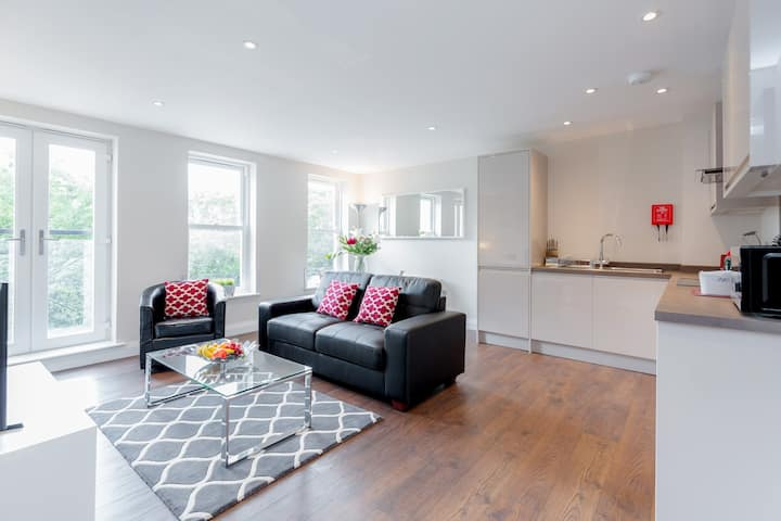 One bedroom serviced apartment in Reigate