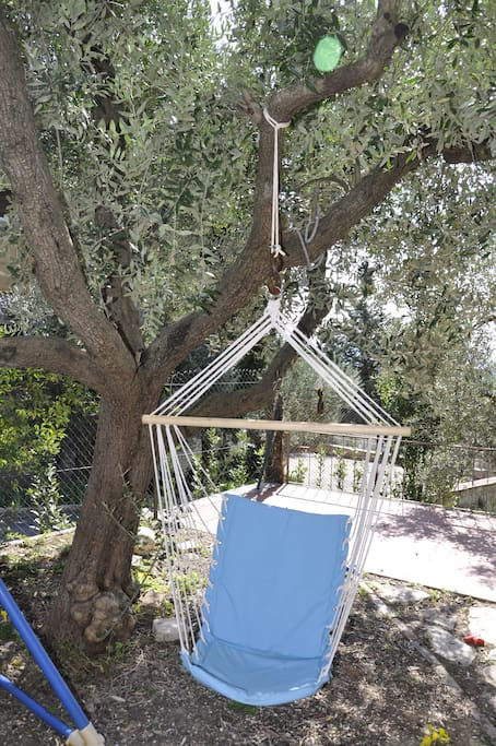 Relax fra gli ulivi