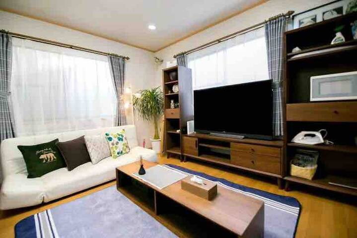 100m2  Ikebukuro Brand new 5BR villa Free parking
