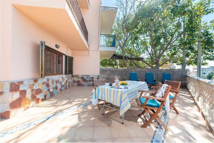 YourHouse Ca N'Angela - lovely house near the sea in Sa Ràpita for 6 people