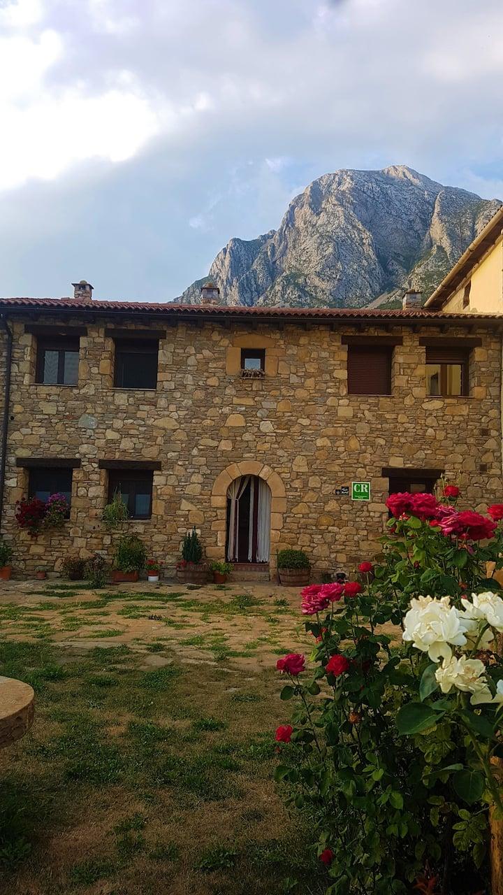 Casa Castel- Naturaleza y descanso (apartamento 2)