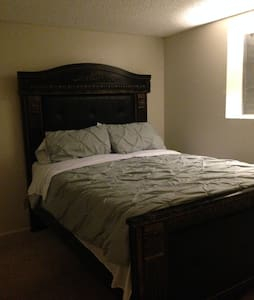 Spacious and Comfy Basement Oasis - Broomfield - Talo