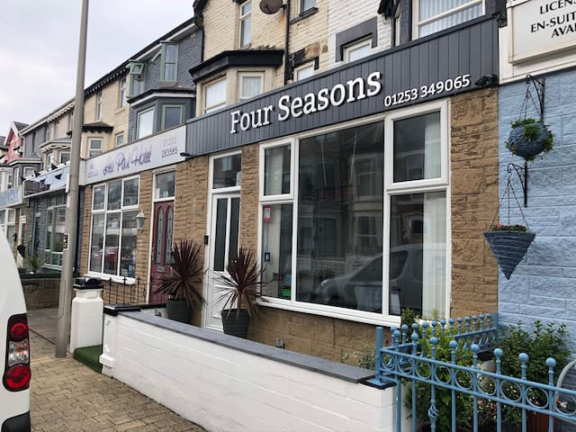 Four Seasons Blackpool a great place to stay