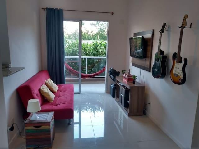 Apartamento garden - Suíte casal