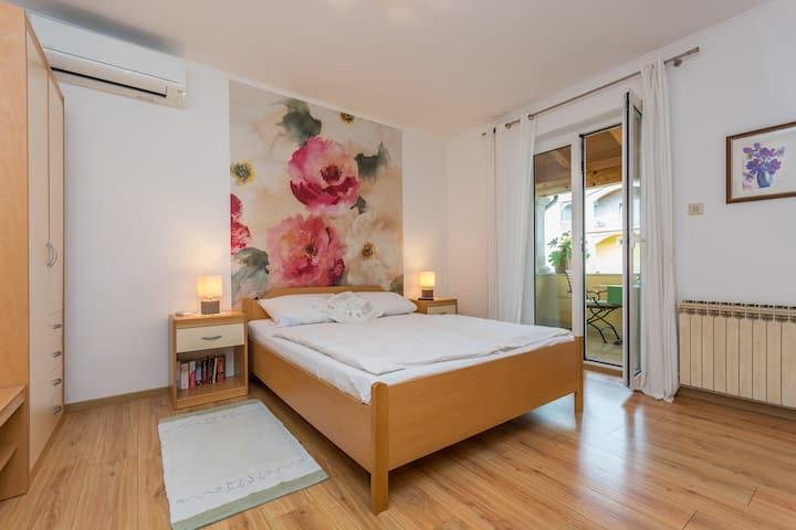 Doppelzimmer Oleander/Traube