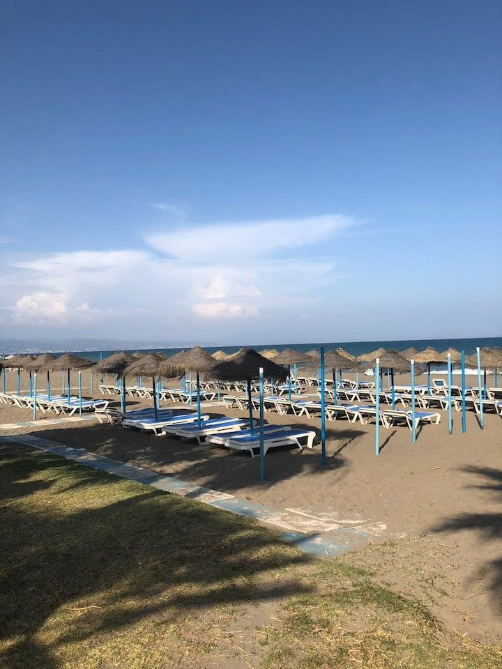 Mar y Arte beach