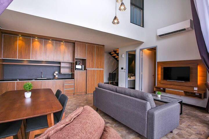 Loft 2 bedroom