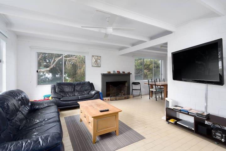 Phillip Island 4Br Family House, Surf beach+NBN