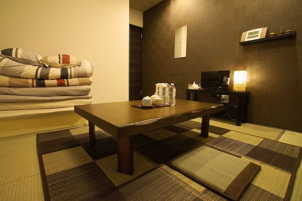 Japanese Style Room 01