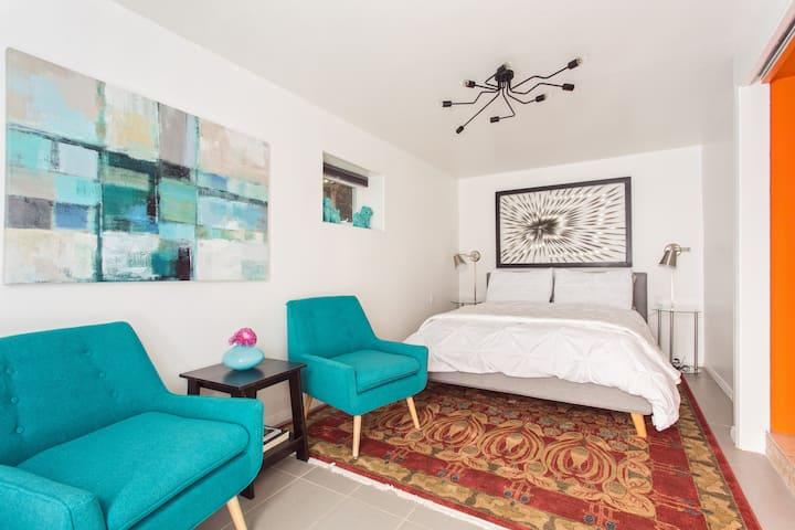Private Designer Guest Suite