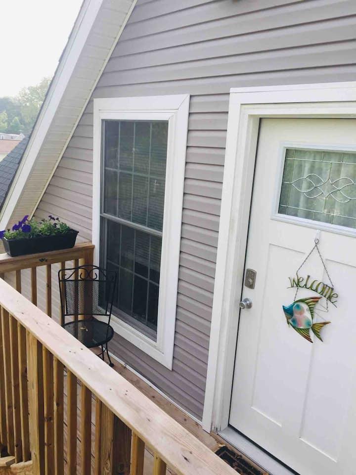 Suite Escape with Private Entrance