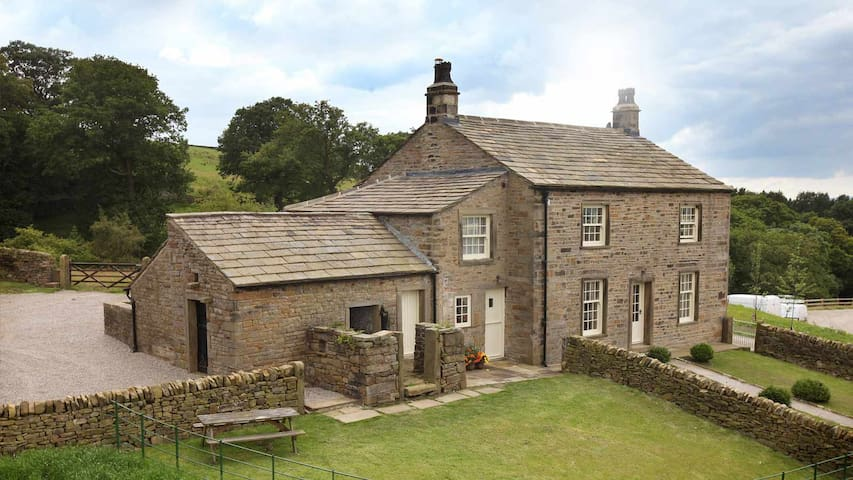 Incredible Yorkshire Dales Views - Skipton - House