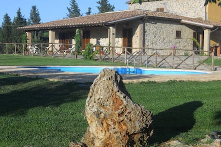 Two rooms in Capalbio - Bed & Breakfast