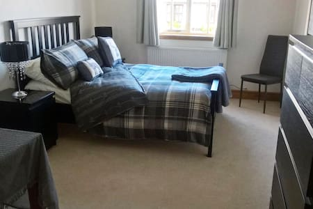 Near St Andrews Double en-suite w/ opptional bfast - Saint Andrews - Talo