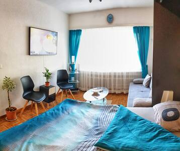 Newly remodeled studio in the heart of Brig-Glis
