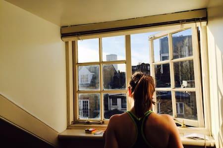 Bright Cozy Loft close to Shoreditch - London - Haus