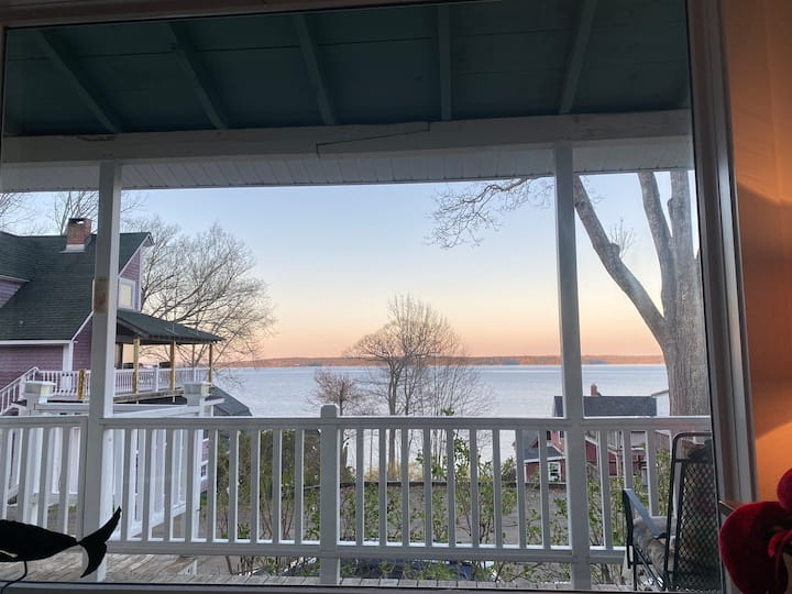 Penobscot Bay View Cottage