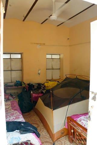 Sudanese home