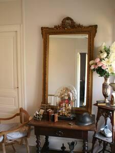 chambre romantique,calme,lumineuse - Allas Bocage