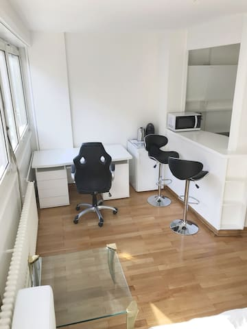 Studio Centre Genève