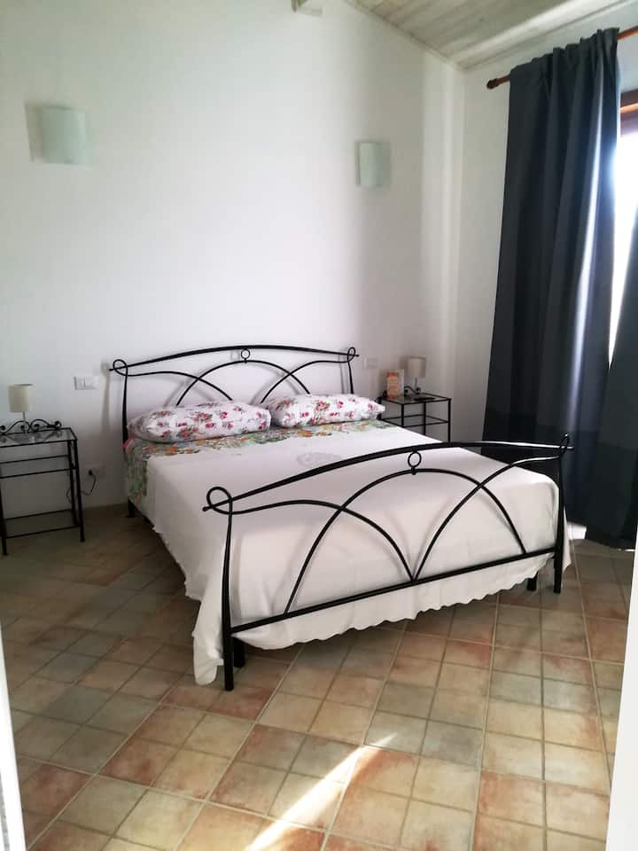 La rosa, il bio bed and breakfast 3 (matrimoniale)
