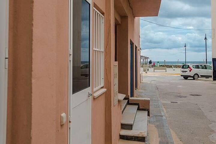 Apartamento a 25 metros de la playa