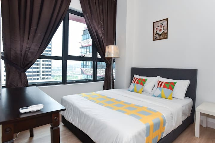 KLCC ALG Suite STYLISH 1 Bedroom