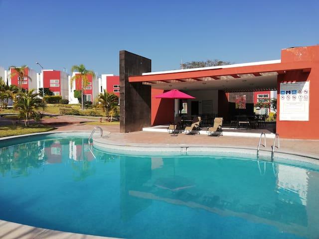Casa Xochi, ideal para disfrutar.