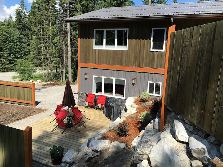 Birch Suite Mountain Retreat -No Cleaning Fees!