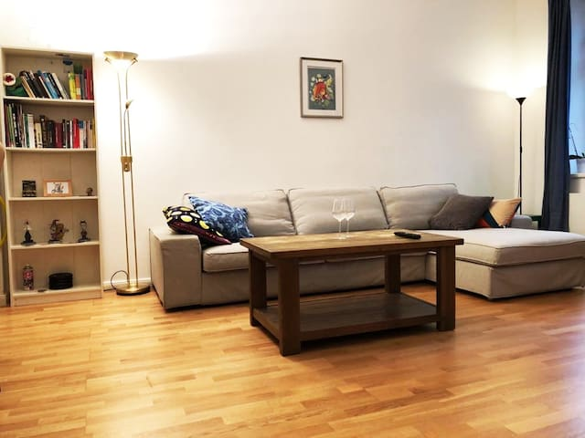 Fresh & Cozy 2-room home @ Prenzelberg