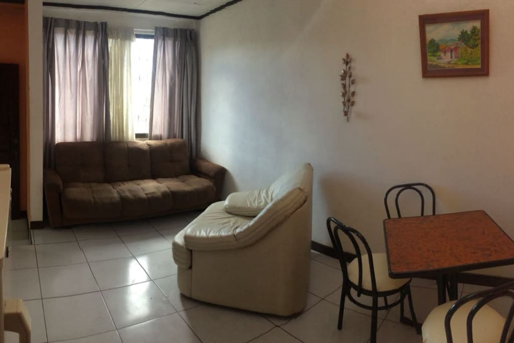 living and dinning room panoramic
