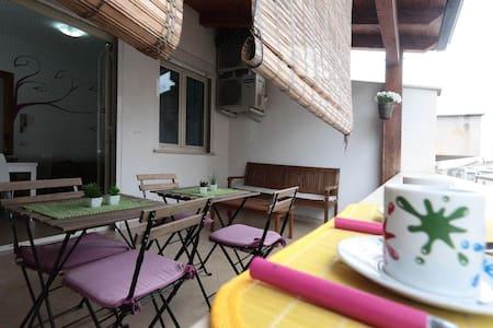 Blue Terrace Apartment - Alcamo