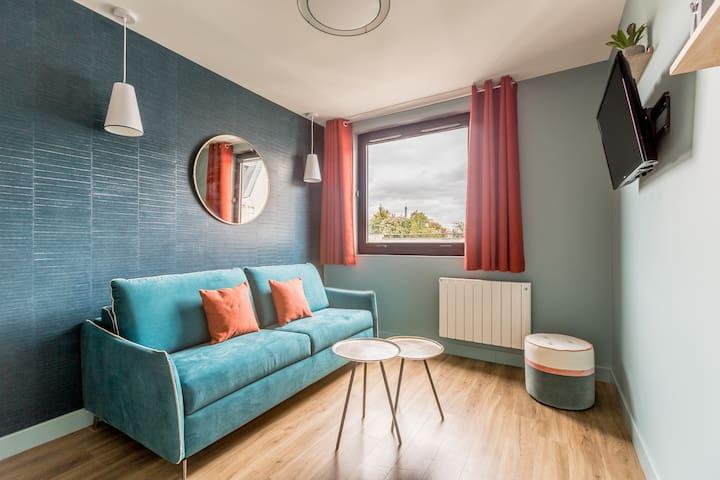 Charming apartment-Porte de Versailles