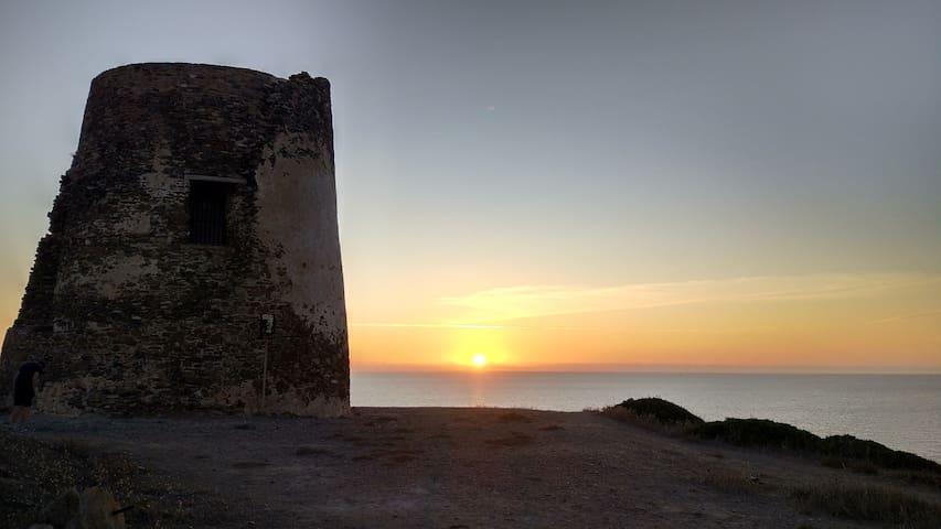 Villetta  a Torre dei Corsari - Costa Verde -