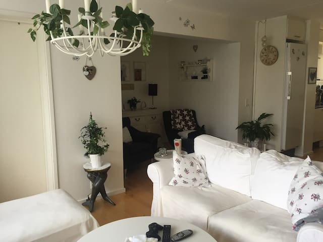 Lys romantisk lejlighed - Copenhague - Apartamento