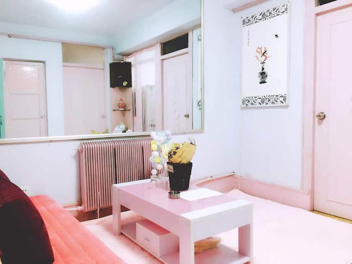温馨浪漫影院式公寓