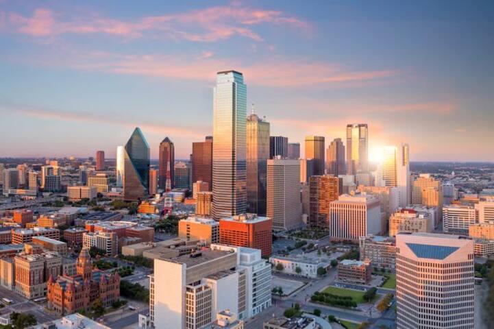 In the heart of Dallas