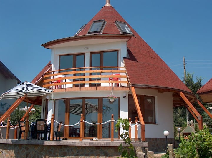 ECO SEA-SIDE VILLA