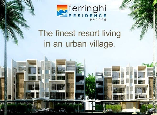 Ferringhi Super Suite @ Ferringhi Residence Penang