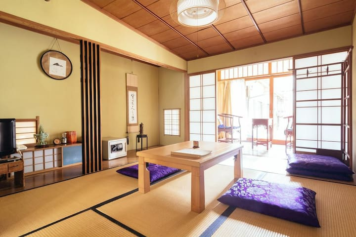 【Half board include】Japanese Superior Family Room