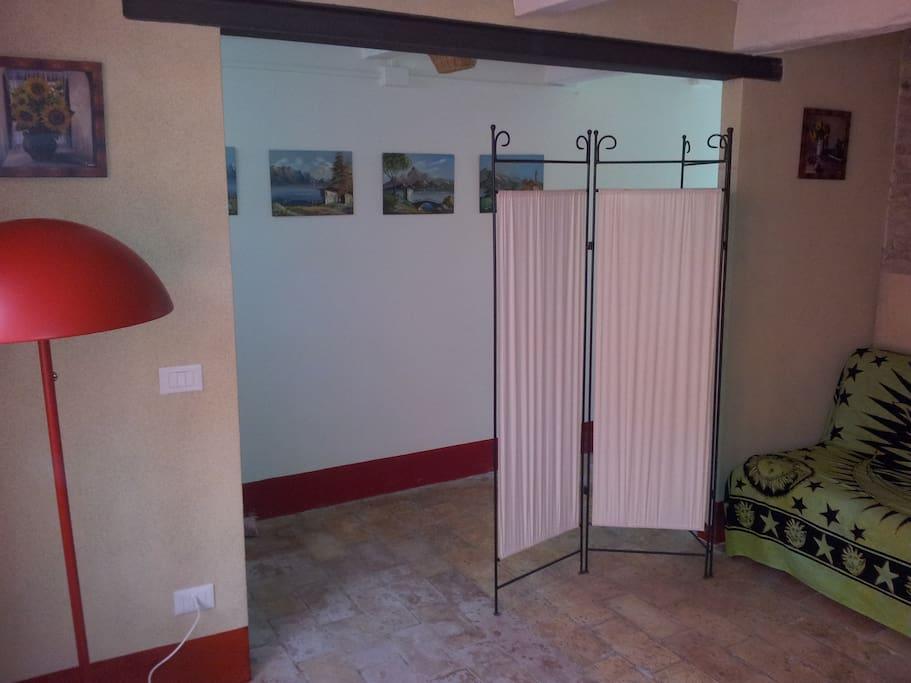 sala piano terra
